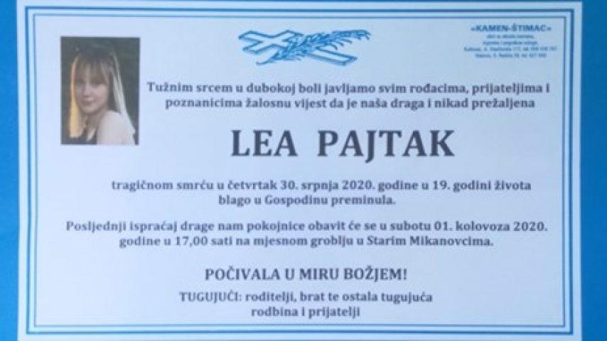 Lea Pajtak
